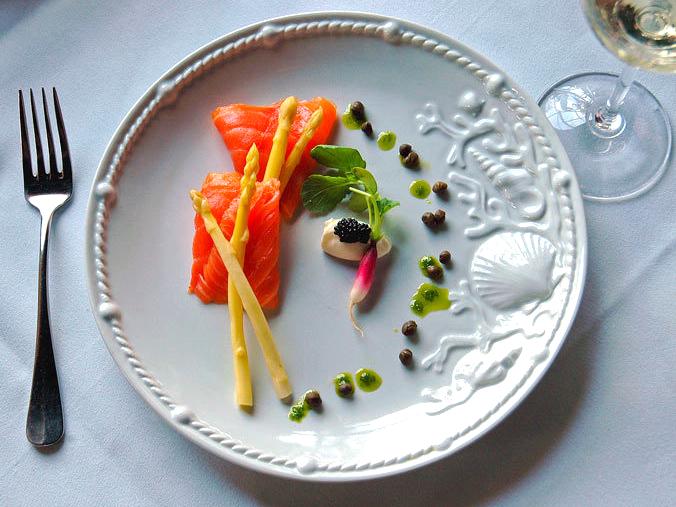 cuisine, Chez Francois Restaurant & Touche Bistro, cuisine, Cleveland