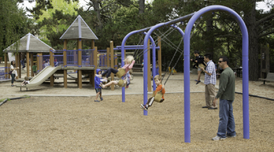 Tot Lot in Orinda Community Park