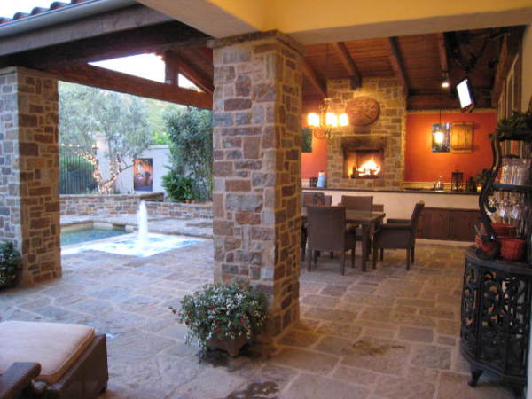 Outdoor Room, Outdoor Living Spaces, Orange County Landscaping