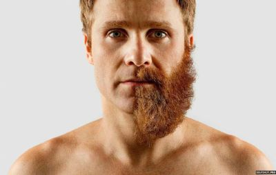 Getting discouraged during the growth process | The Angry Beard Company | Buy Beard Care Products