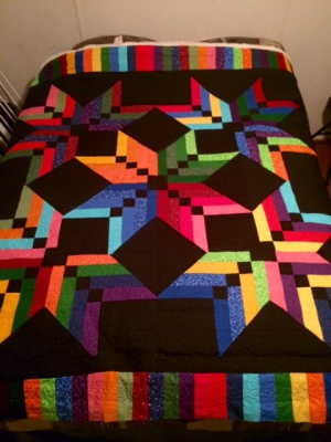 Binding Star Quilts