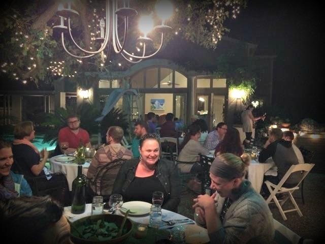 Family-Style Fall Dinner