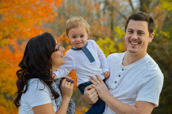 The Ulrich Family 2015