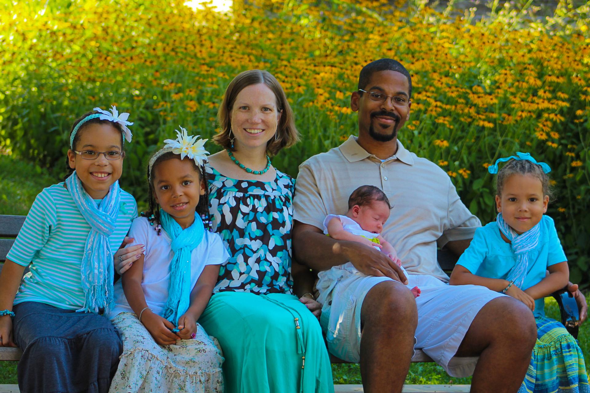 The Montgomery Family 2015