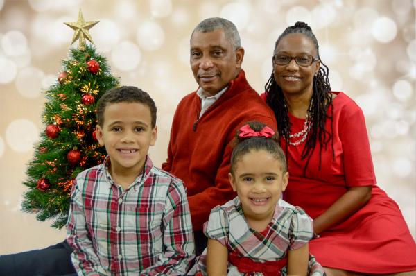 The Moody Family 2015