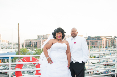 Tavon and Shekeyda's Wedding