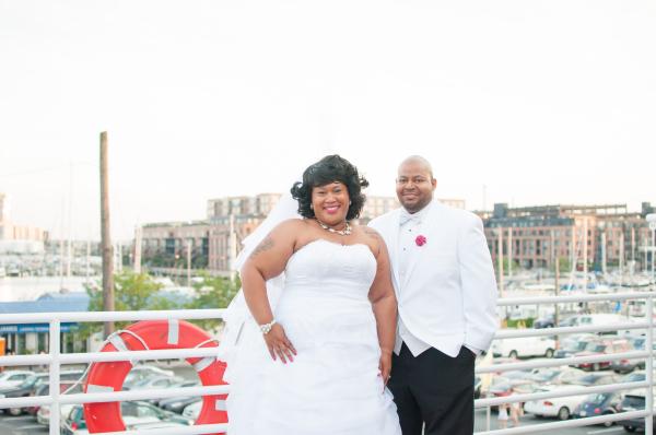 Tavon and Shekeyda's Wedding