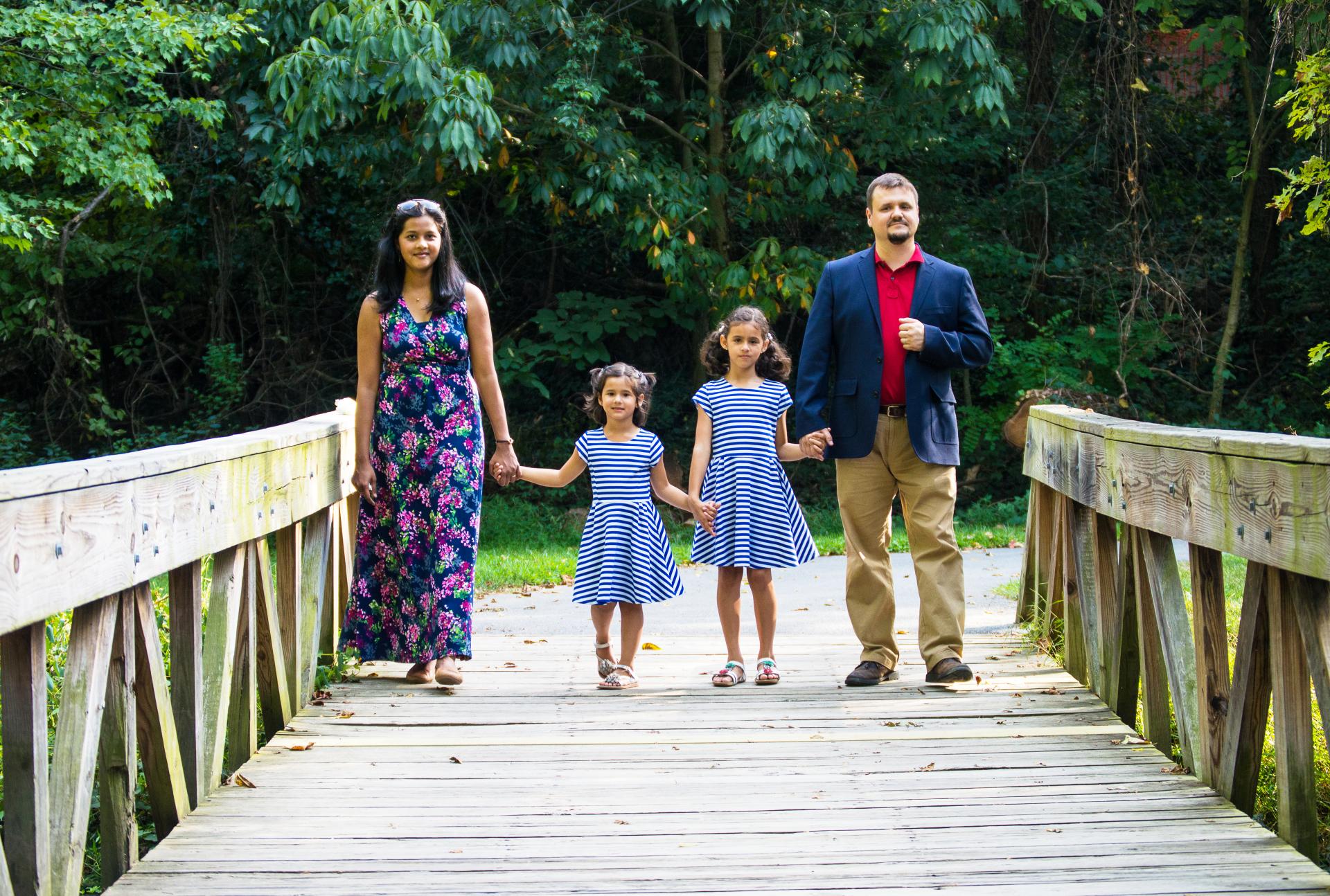 The Parkinson Family 2015