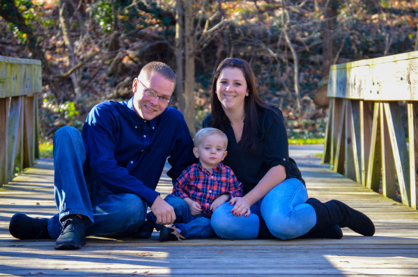 The Kruger Family 2015