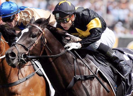 Better Than Ready breaking Northern Meteor's Randwick track Record