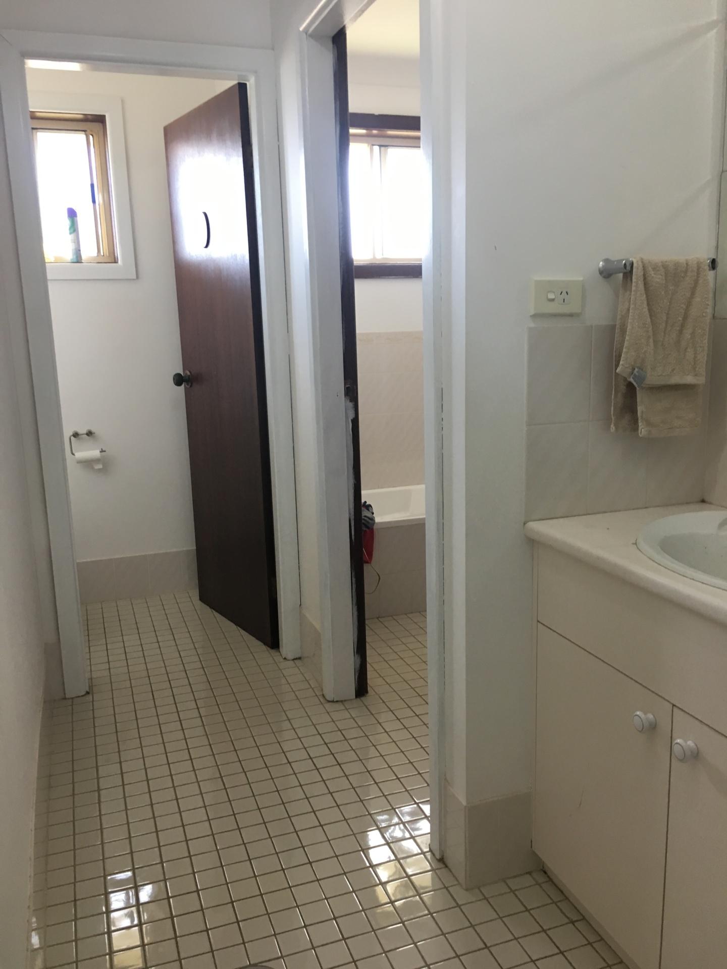 3 Way Bathroom