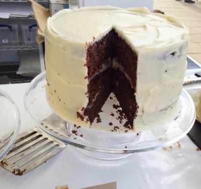'Not Quite' Red Velvet Cake