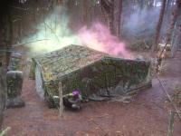 paintballing in Kirkby Lliverpo