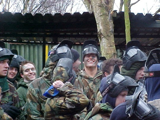 Additional paint-balls available at surcharge of £9.99 for 100 or £39  for 500; average consumption for whole day is 800. Must be 15 or over. Under 18s must be accompanied by an adult; adult does not have to take part. 100 paintballs per player included; cannot be transferred to another player for no-shows in the group. . Please arrive at least 15 minutes prior to booking time. In case of severe weather, call ahead to check suitability and reschedule if necessary. Equipment provided. Must be of reasonable fitness and in good health. Late arrivals mean play may be forfeited. Own food and drink can be brought onto site, however  drink can be purchased at venue. Excludes bank holidays.