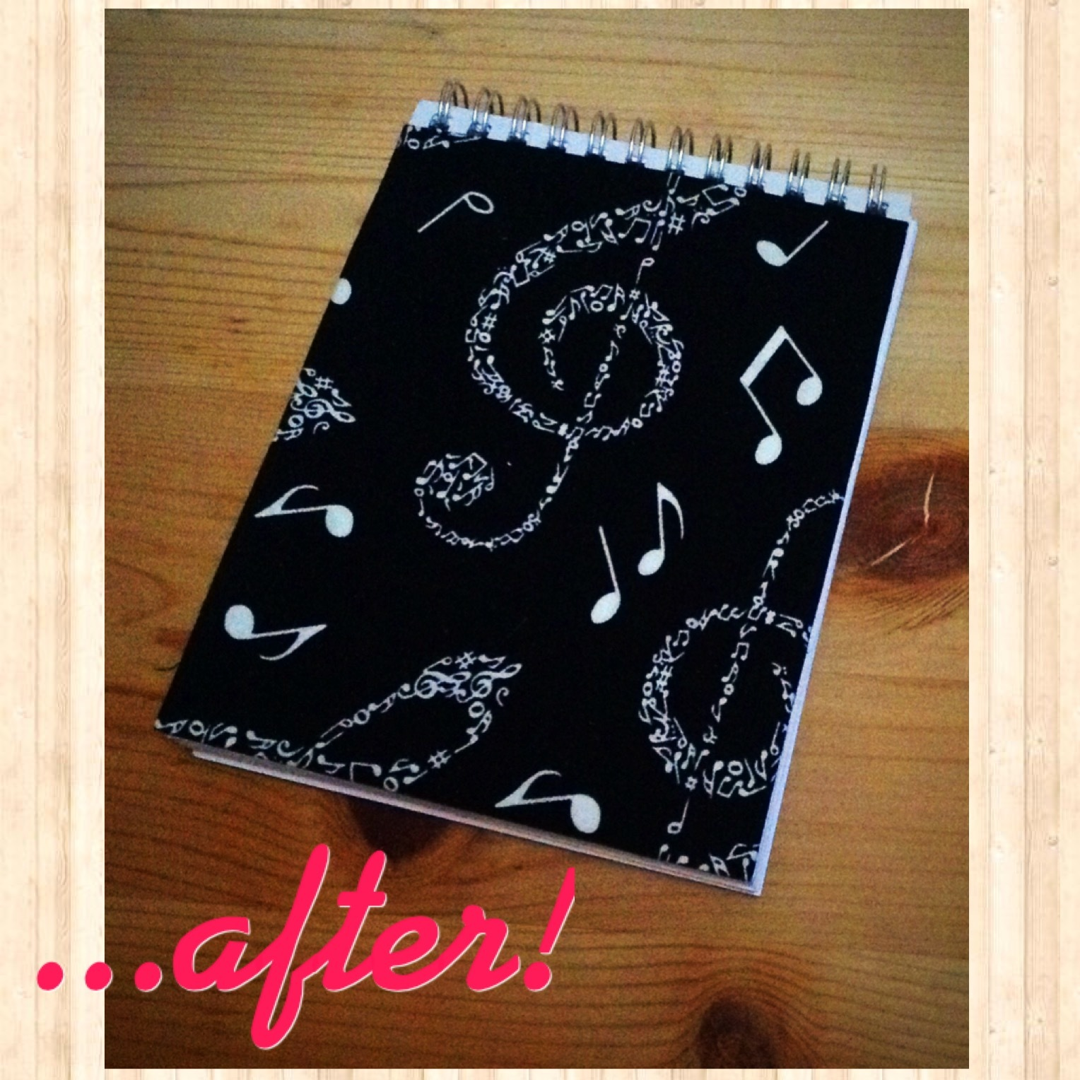 How To Upcycle Your Sketchbook Cover