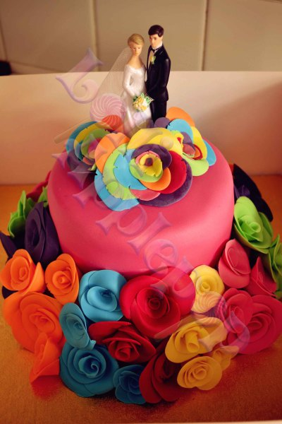 Rainbow Rose Theme