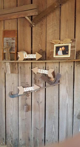 Barn Decorations