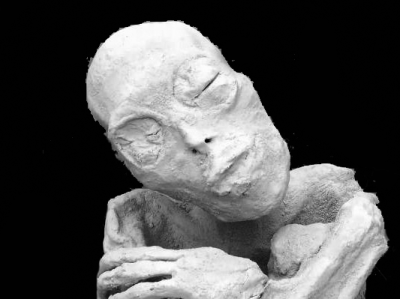 Alien mummy of Nazca, Peru