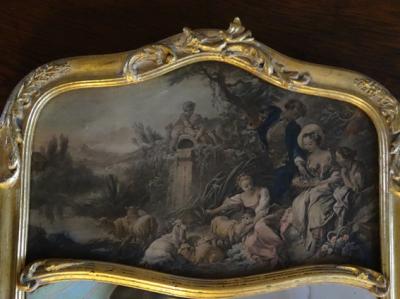 Rococo Mirror