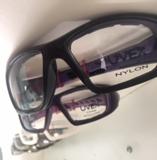 UVEX Safety Frames