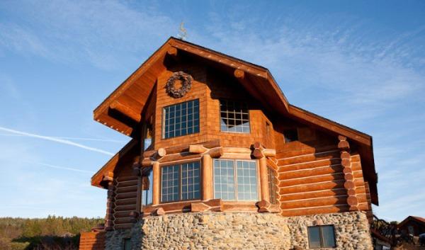 log homes cabin