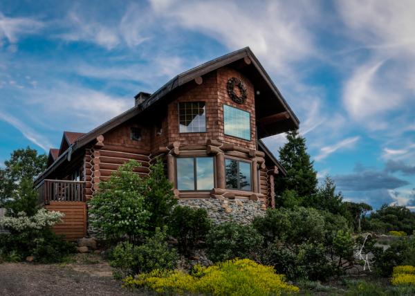 log cabin, log home, log home builders bend oregon, log home builders sisters oregon, log cabin builders central oregon