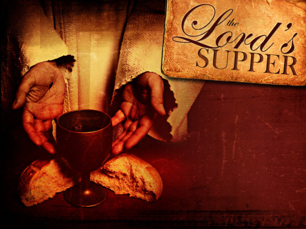 """The Lord's Supper"""