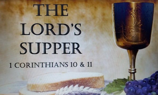 """Lord's Supper"""