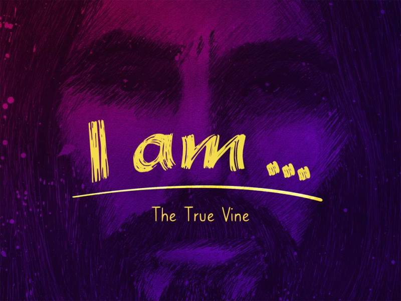 """I Am...the True Vine"""