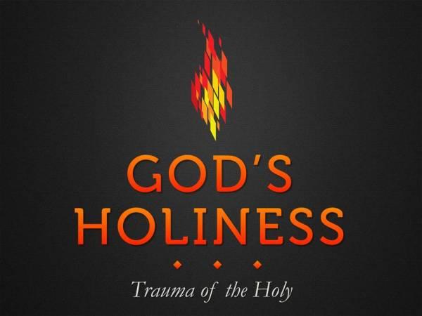 """""""Trauma of the Holy"""""""