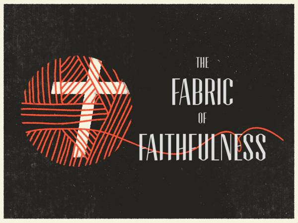 """Being Faithful"""