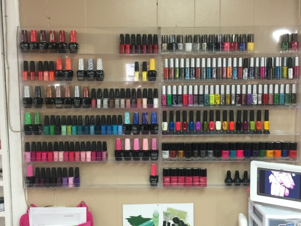 Lots of Gel Polish and Shellac to choose from