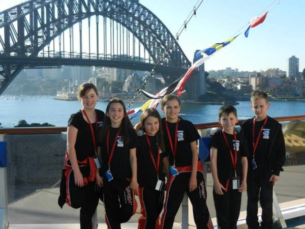 ahh Sydney Harbour