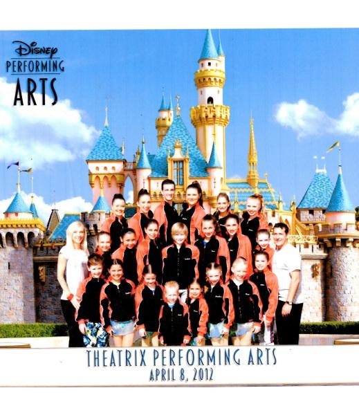 Disneyland 2012
