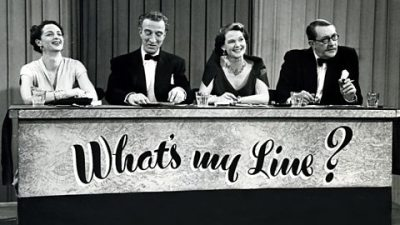 What's my line?–a discussion of author biography content