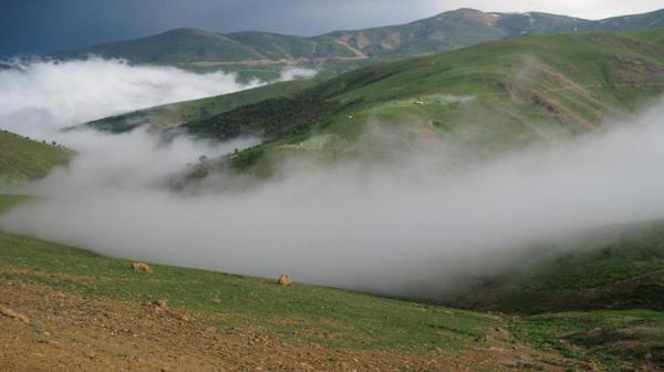 Best, tourist, attractions, IRAN, asalem, khalkhal, road