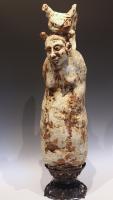 Cork Sculpture Mother Hen 1