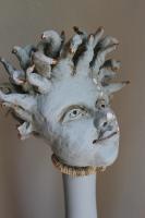 Nina Cork Sculpture The Lovers 3