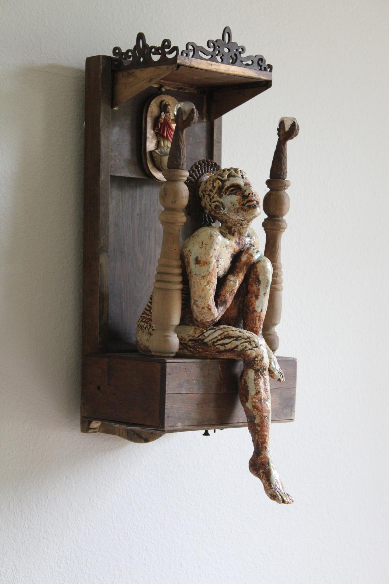 Nina Cork Sculpture The Martyr 4