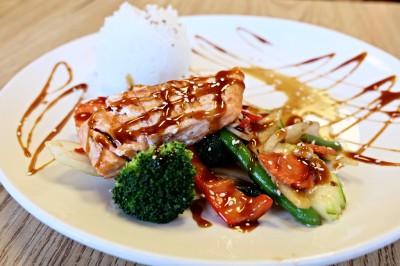 L.2 Salmon Teriyaki