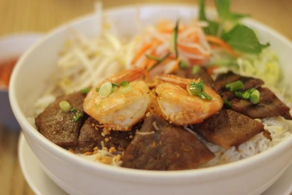 Bun Shrimp&Pork