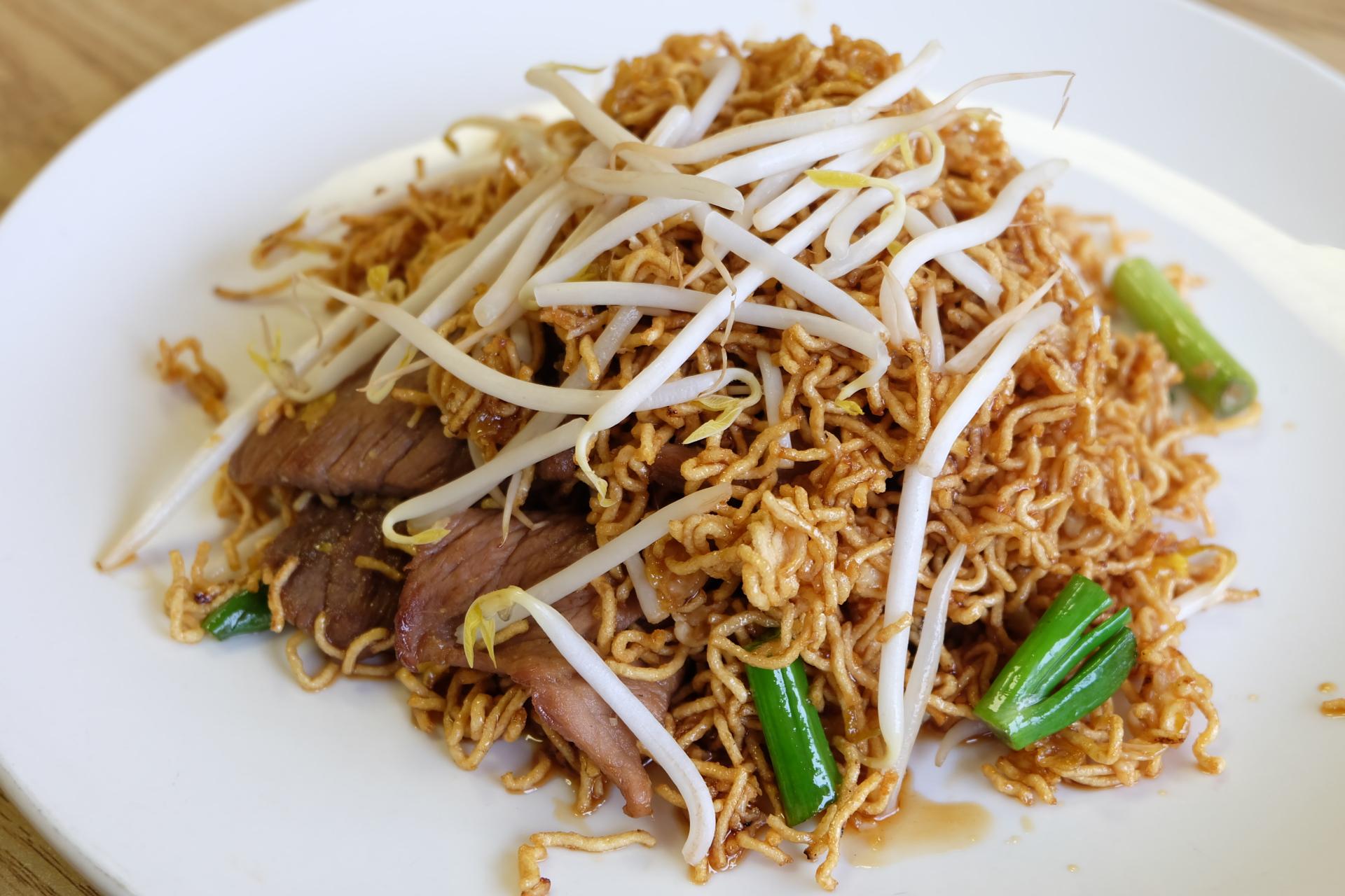 Crispy Pad Thai