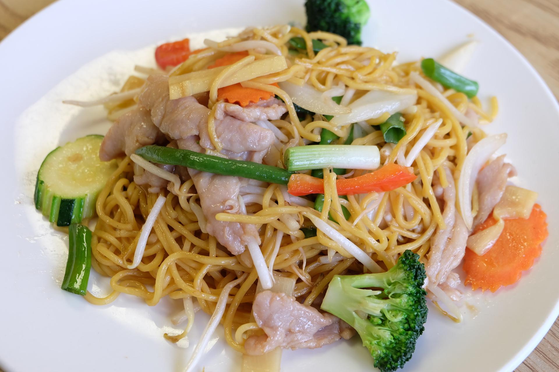 Lomein Noodle