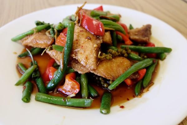 Herbal Fish   Lunch $8.95  Dinner $13.95