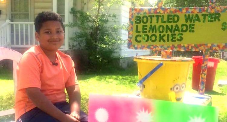 Common Sense Law Means No More Tickets for Kids' Lemonade Stands