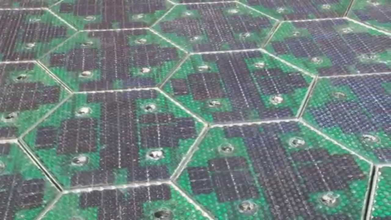 Historic Route 66 to Become Solar Roadways First Highway Project