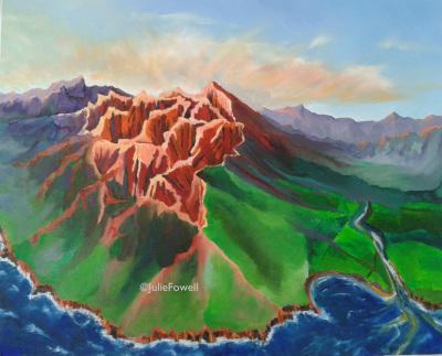 01 Torn Mountain