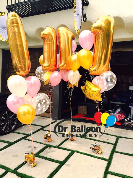 Dr Balloon Delivery 310 215 0700 Los Angeles In La