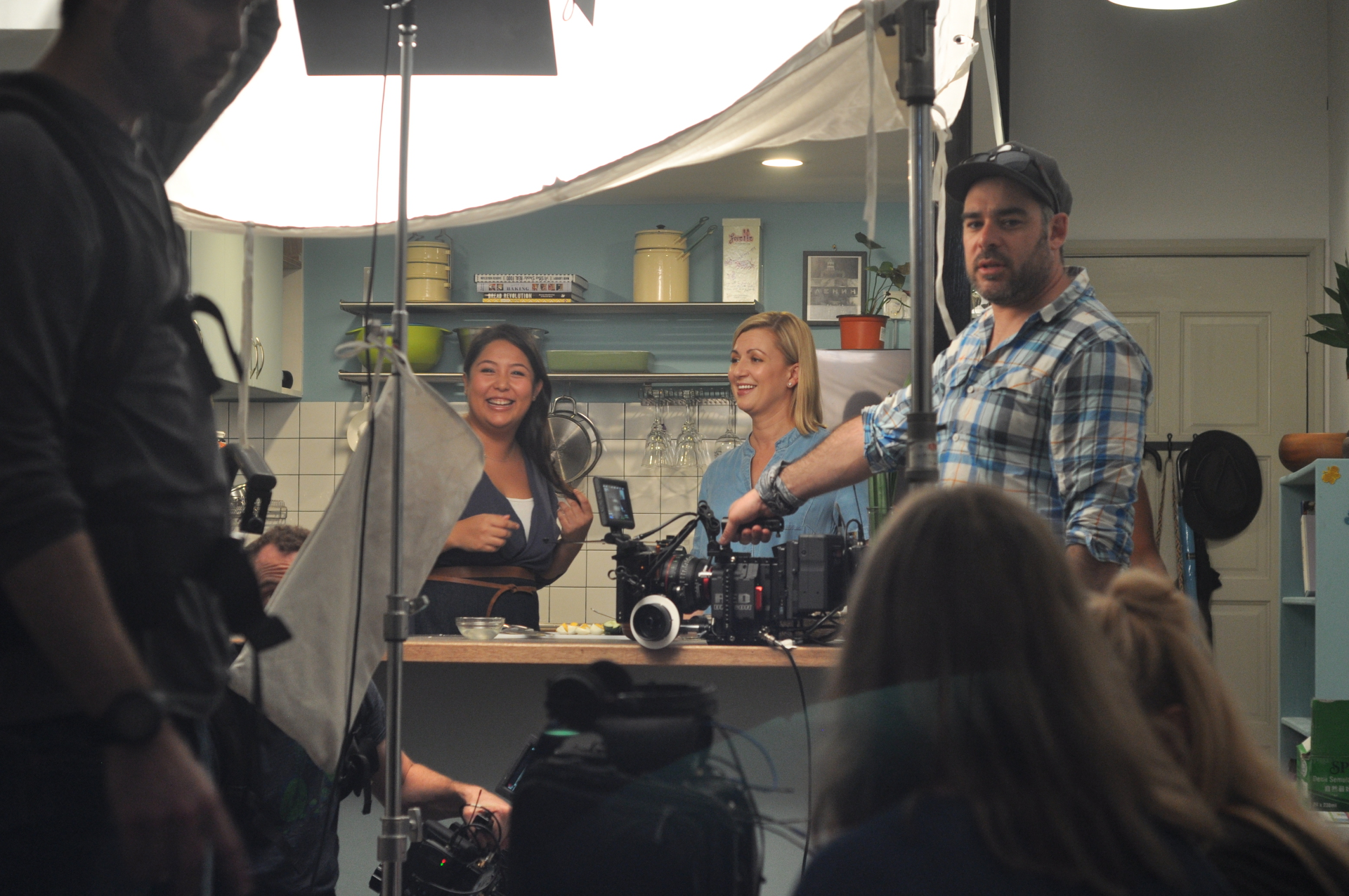 Behind The Scenes: Inspired with Anna Olson