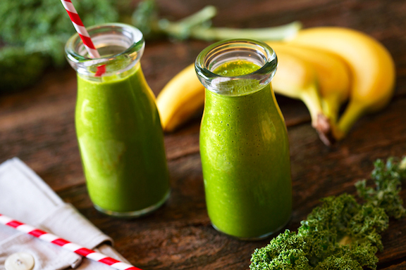Recipe : Easy Green Smoothie
